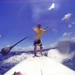Open ocean glides