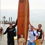 3.Platz Team Starboard Austria