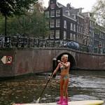 Anne-Marie Reichman in Holland