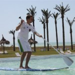 DFB SUP Camp Sizilien