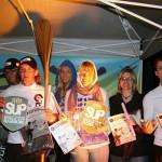 Nightflight SUP Race die Sieger