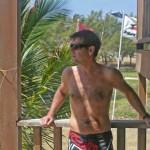 Matthias Neumann auf Barbados