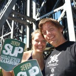 SUP Geschwister Christian und Corinna Hahn