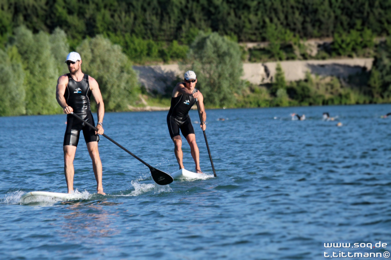 SUP Training in Frankfurt am Main