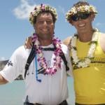 Dave Kalama und Jamie Mitchell
