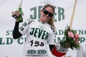 Doppelsiegerin Jenny Kalmbach