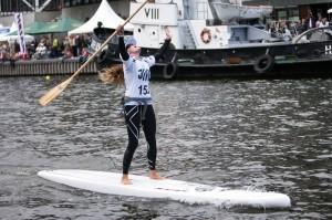 Jenny Kalmbach Zieleinlauf