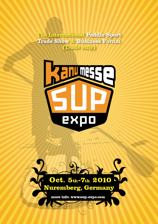SUP Expo an der Kanumesse 2010