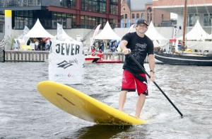 Wassersport / stand up paddling / JEVER WORLD CUP