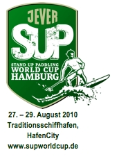 Hollywood in Hamburg – Jever SUP World Cup startet in drei Tagen