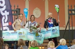 Frauen Sieger an der 11-City Tour