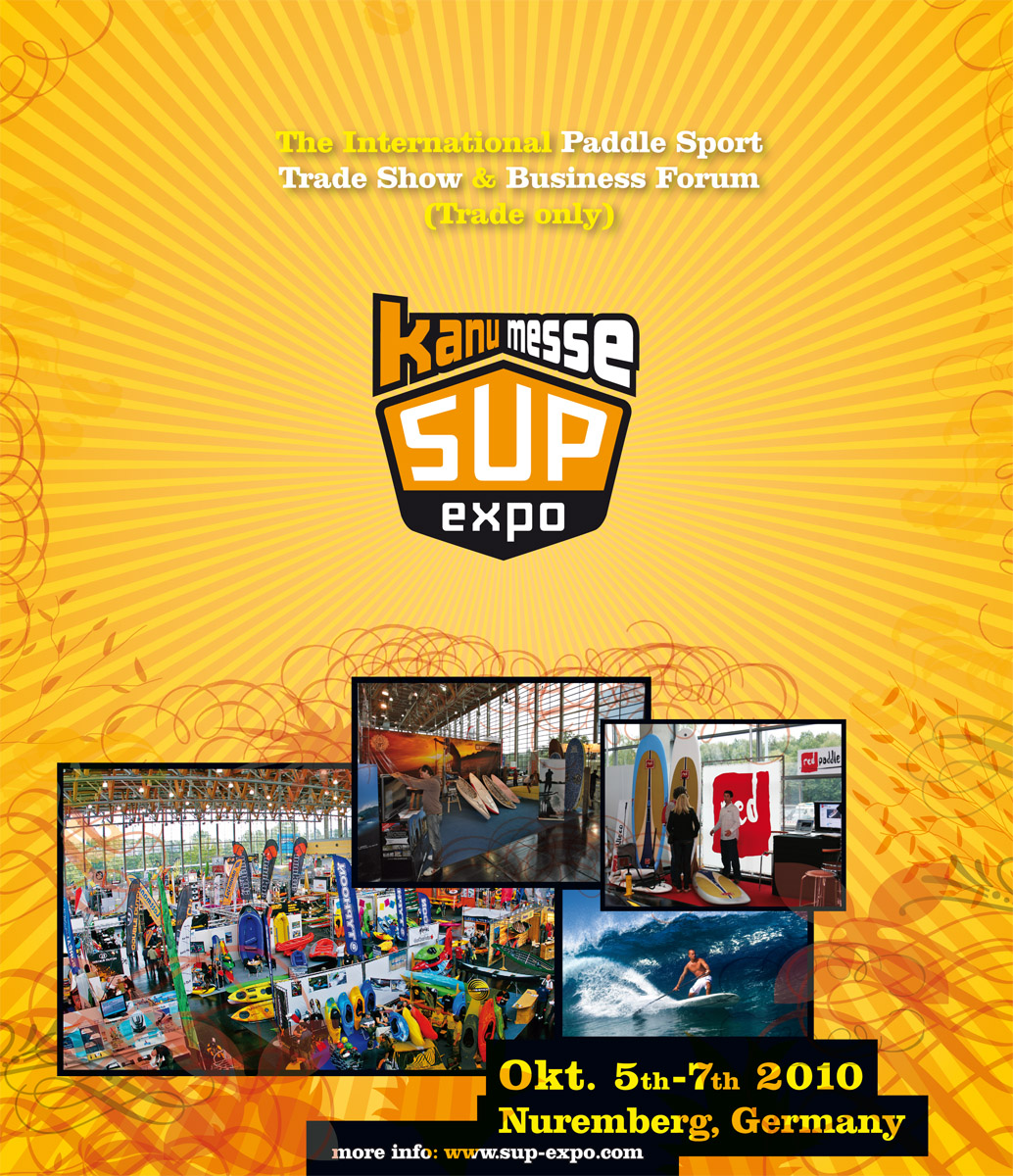 SUP-EXPO in Nürnberg