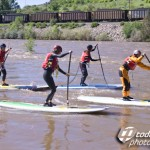 River SUP Rennen