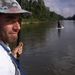 Roman und Peter Tag 1 River SUP Trip