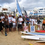 Paddel Event auf Fuerte
