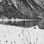 Stand Up Paddeln in der Schweizer Bergwelt