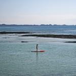 Stand Up Paddling auf Fuerteventura