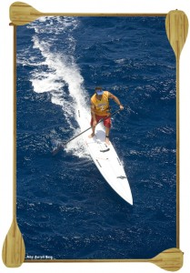 Dave Kalama on Naish Glide