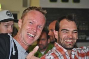 Alex Wippel und Peter Bartl