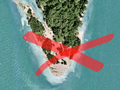 Moselfornia putzt die Insel