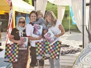 Gewinnerinnen am German SUP Challenge