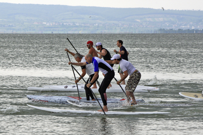 SUP Formula Race in Podersdorf