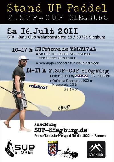 2. SUP-Cup Siegburg