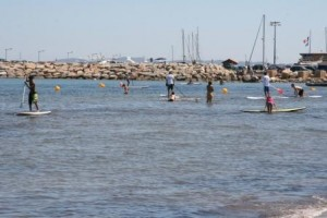 Hyeres SUP Race