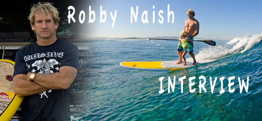 Robby Naish Interview