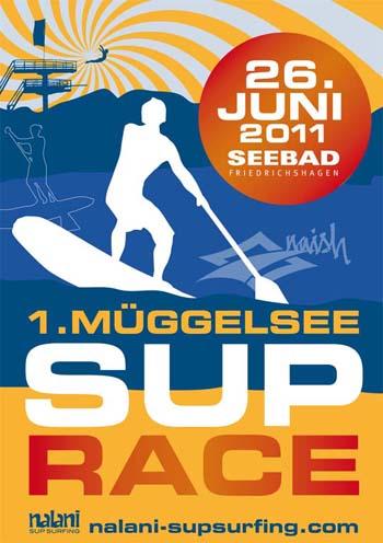 1. Müggelsee SUP Race