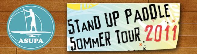Weiden am See wird zum Hotspot der Stand Up Paddler