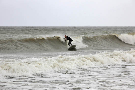 SUP SURF auf Fehmarn – Contest entschieden