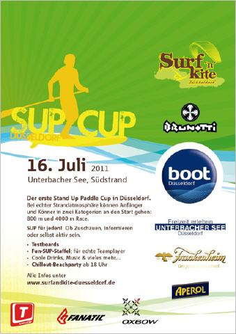 SUP CUP Dusseldorf