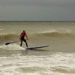 SUP Surfer_dirk_herpel auf Fehmarn