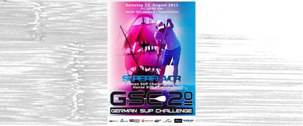 Superflavor German SUP Challenge 2011 – Hanse SUP Rostock