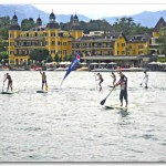 Stand Up Paddle Tourstopp-Velden