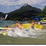 Ein Sommer voller Stand Up Paddle-Action