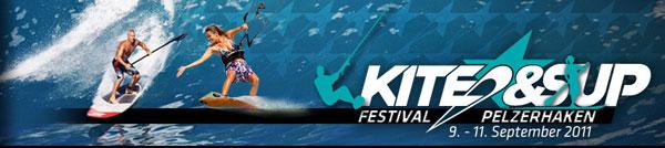 Kite und SUP Festival Pelzerhaken
