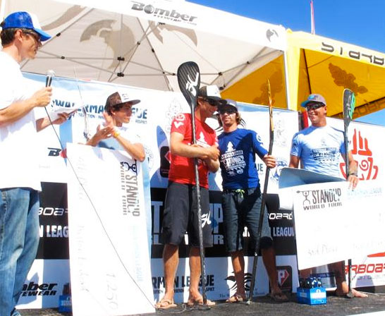 Antoine Delpero (FRA) wins Huntington Beach Pro
