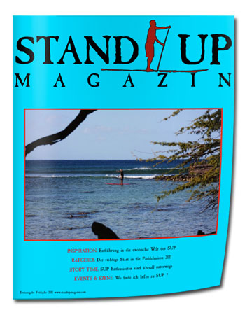 Stand Up Magazin ab 2012 auch als Printmagazin