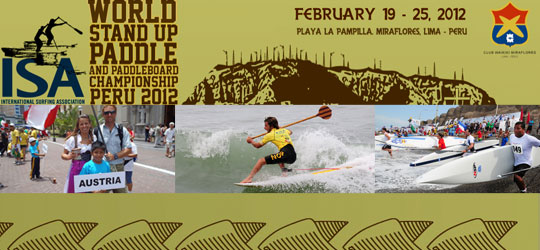 ISA World Stand Up Paddel and Paddleboard Championships – Zusammenfassung