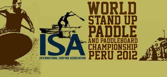 ISA SUP Worldchampionships die Eröffnung