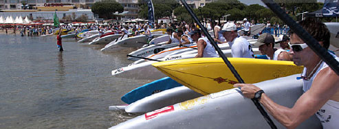 The SUP Race Cup 2012 – St. Maxime
