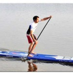 Mistral M1 inflatable 12&#8217;6&#8243; Raceboard Prototype