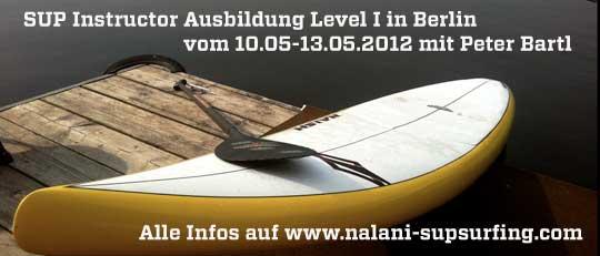 SUP Ausbildung in Berlin
