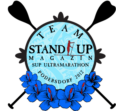 Team Stand Up Magazin SUP Ultramarathon Podersdorf