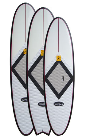 Norden Surfboards Limited edition SUP