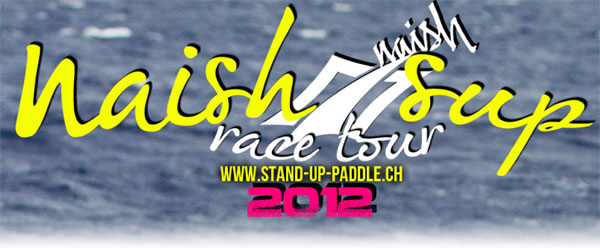 Naish SUP Tour kurz vor dem Start