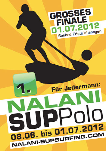 Nalani SUP Polo