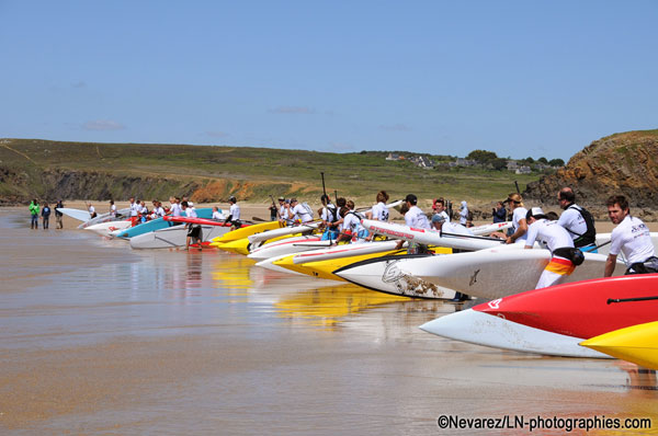 North Point SUP Classic 2012